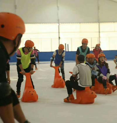 冰上趣味运动会-这个夏天