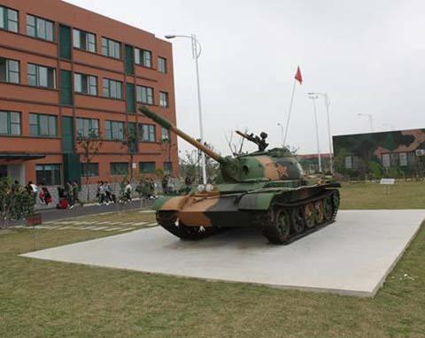 昆山国防园军事拓展训练基地