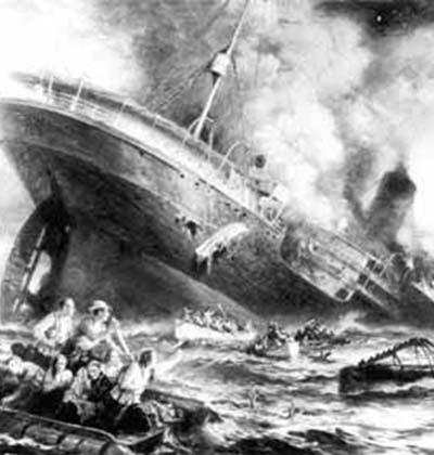 军事拓展训练-冰海沉船